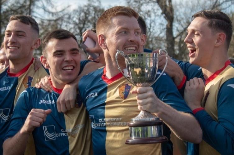 EK were Lowland League Champions in 2018/19