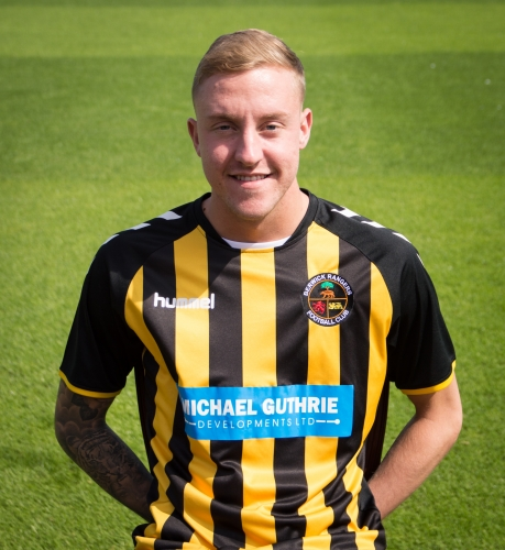 (Picture courtesy of Berwick Rangers FC)